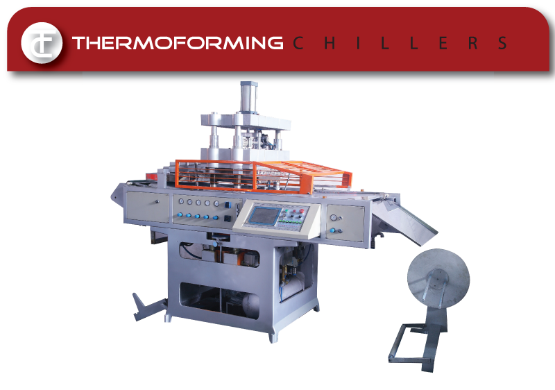pressure-thermoforming-machine